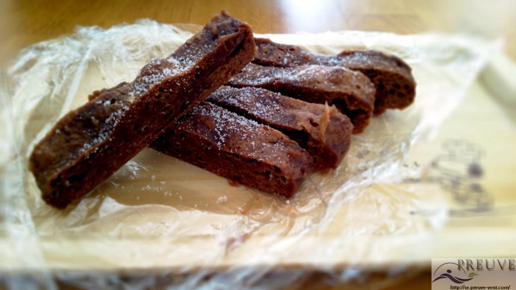 ママレードチョコチーズケーキ